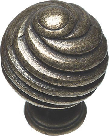 Twister ball knobs,  30 mm