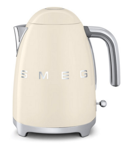 Smeg Kettle; 3D Logo, 50's Retro Style