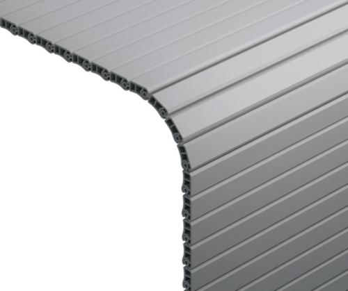 Roller Shutter Slats For Tambour Doors Plastic 442 07