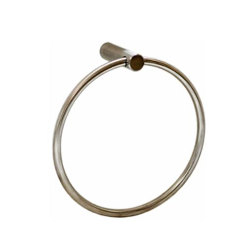 Satin Stainless Steel Towel Ring