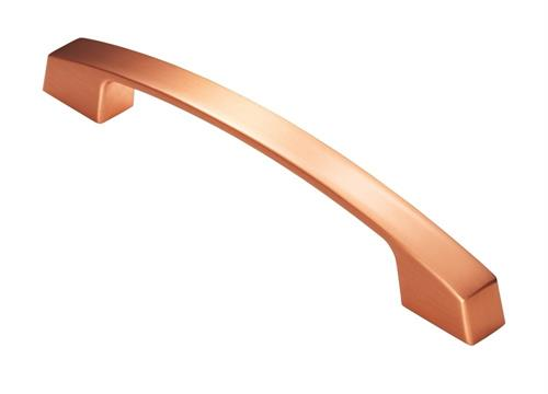 Bridge Handle 160mm -Centres-  Satin Copper