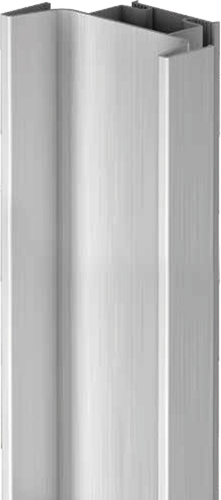 Gola System E Profile, For Vertical Fixing Between Doors