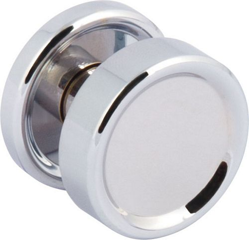 Britanny Knob With Backplate, 32mm diameter