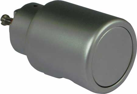 Rotary handles, zinc alloy housing, 32 mm