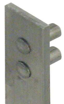 Central locking bar 600mm