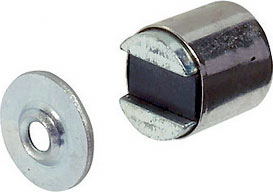 Magnetic catch, morticed, 2 kg