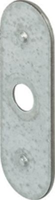 Counterplate for magnetic catches