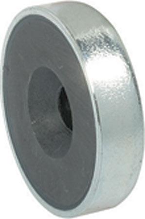 Flat magnet, for metal cabinets, 3.6 kg