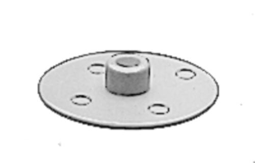 Plastic trim caps for Minifix 15 housings