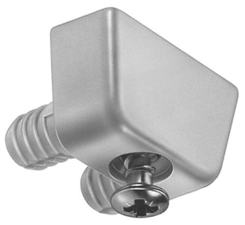 Clip cabinet connectors, top element, plastic