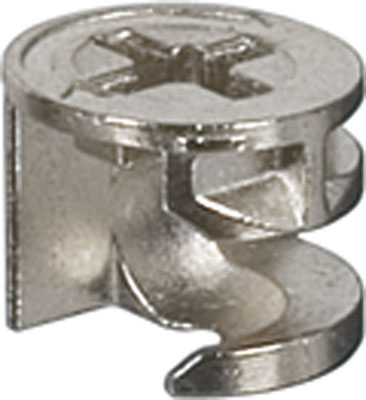 Minifix 12 housing, without rim, for wood thickness from 12 mm
