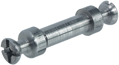 Rafix 7mm diameter double-ended bolt, for 5mm holes