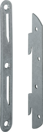 Hagenia hook-in bed connector, 143 mm