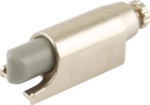 Soft close adaptor for Grass concealed, 128º mirror door hinge