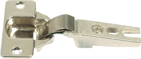 Grass standard  95d hinge, 40 mm cup, slide on system, sprung