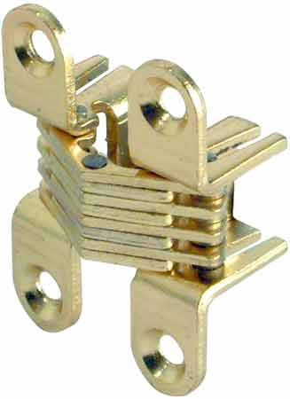 180º concealed hinge, for maximum 24-26 mm panel thickness
