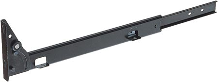 Accuride 2023 drawer runners, single extension, 30 kg capacity, base mounting