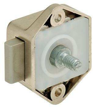 Push-Lock rim lock case, 15 mm backset