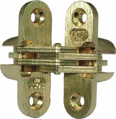Soss hinge 203 for 19-26 mm door thickness