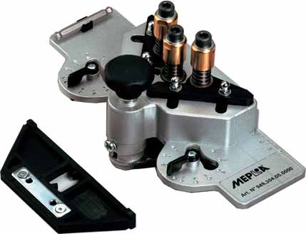 Drilling jig 500 for hinges and connectors (EX-MEPLA)