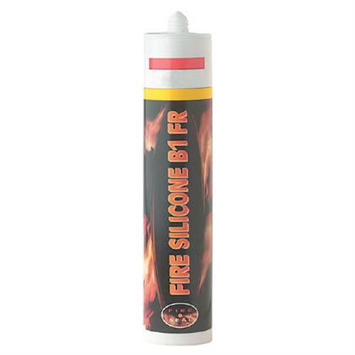 Silicone sealant, fire retardant