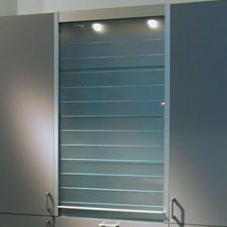 Glass Tambour Unit 442 46 0006
