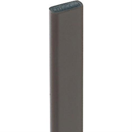 Intumescent strip, plain, 10 x 4mm