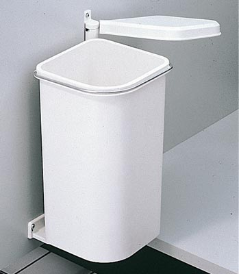 Pico vanity waste bin, 5 litres