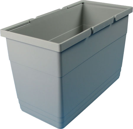 One2Four individual bin, 21 litres