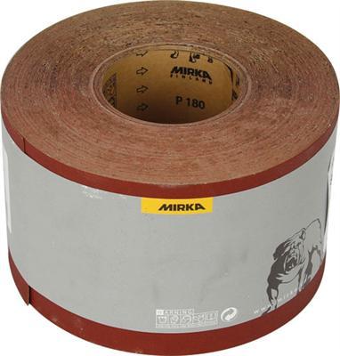 Abrasive roll, 115 mm wide