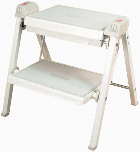 Stepfix Step Stools White Grey 505 04 704