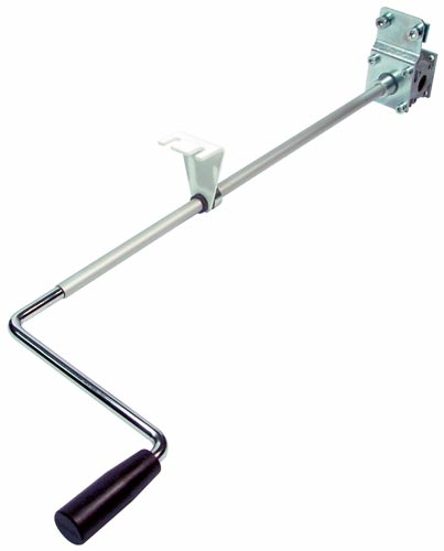 Height adjustable system handle