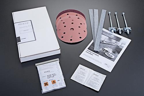Maia Jointing kit, Vulcano