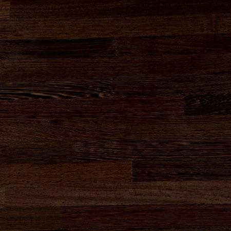 Solid timber worktop, wenge
