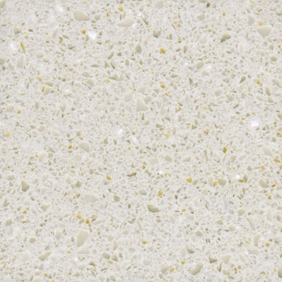 Solid worktop, crushed cotton