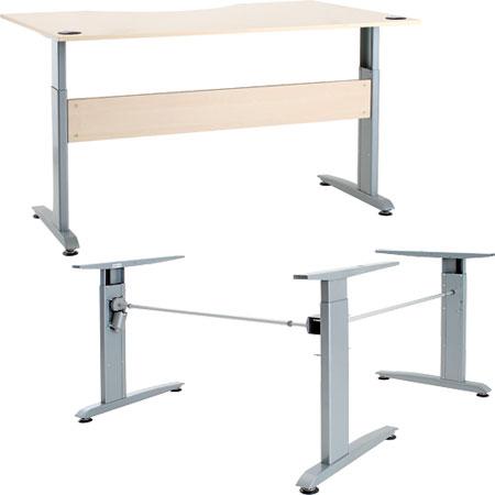 Electric height adjustable desk frame - 630.43.900