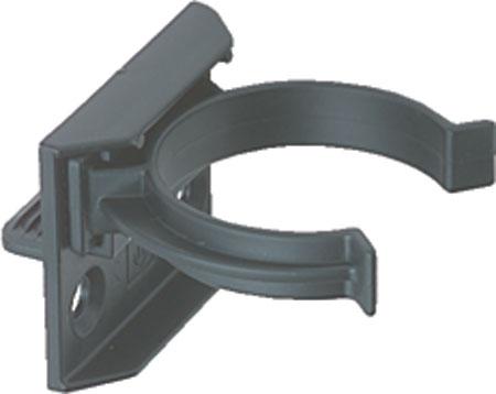 Plinth clip and bracket