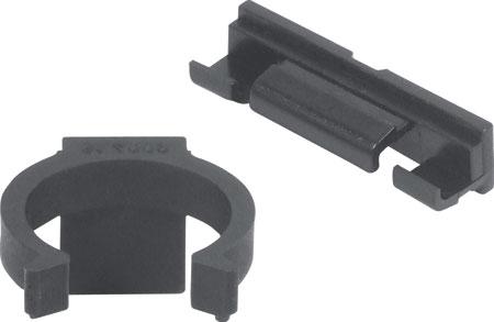 Plinth clip set