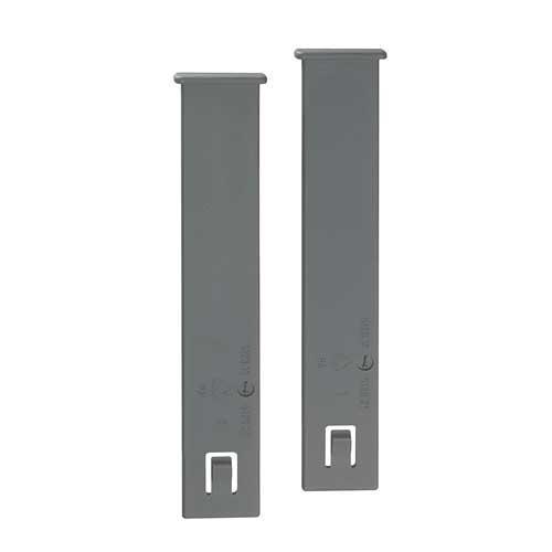 Hanging bar sets (short) for desktop filing system