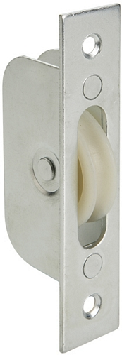 Axle bearing sash pulley