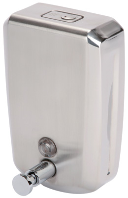 Soap dispenser, wall mounted (1200 ml)