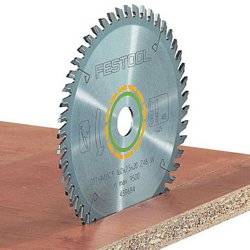 Saw blade, fine-tooth