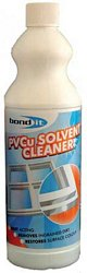 PVCu solvent cleaner