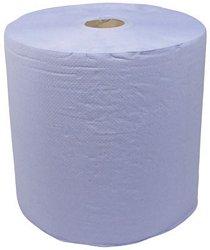 Floorstand paper wipe, 380 m