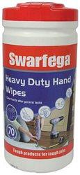 Swarfega heavy duty hand wipes