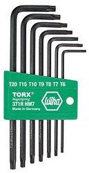 TORX key set with Magic ring, 7 pc