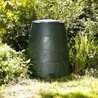 Green Johanna 330 Litre Ventilated Hot Composter