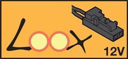 Loox LED 2013 / 2015 Aluminium profile, recess mounting