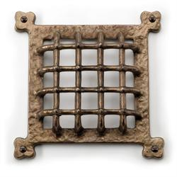 Louis Fraser 233 Antique Raised Grille