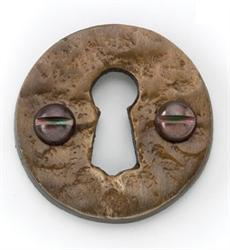 Louis Fraser 372 Antique Round Escutcheon